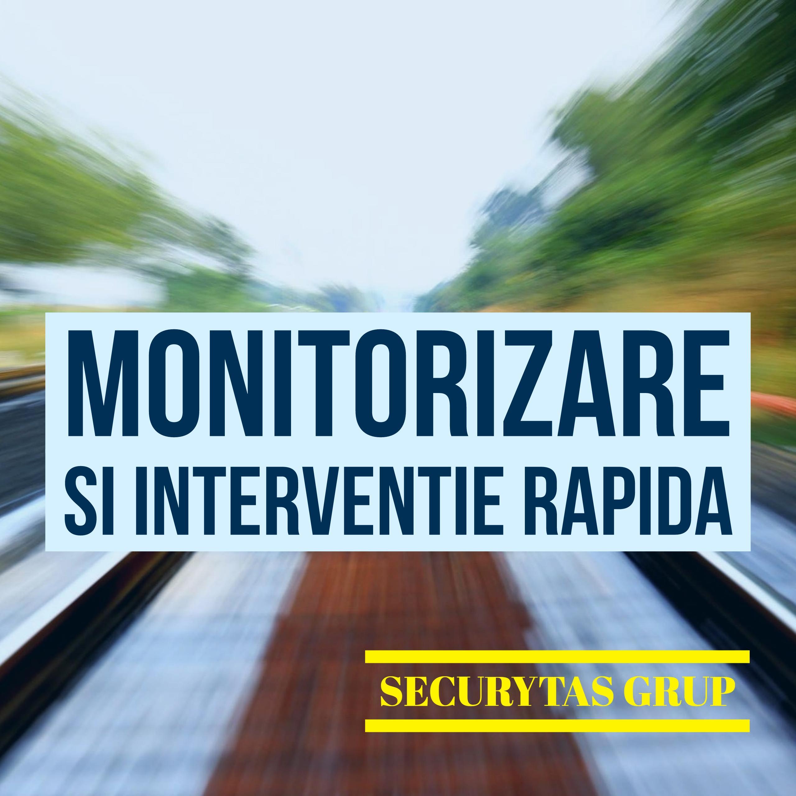 Monitorizare si Interventie